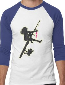SEXY FISHING Men's Baseball ¾ T-Shirt