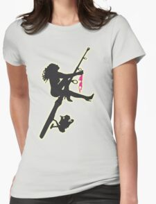 SEXY FISHING Womens Fitted T-Shirt