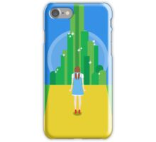 emerald city. iPhone Case/Skin