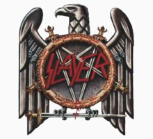 Slayer logo by synystur