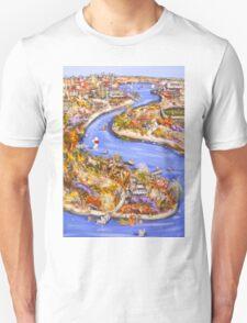 Summer blue T-Shirt