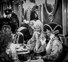 Venice Carnevale 3 by Lidia D'Opera