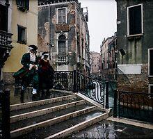 Venice Carnevale 4 by Lidia D'Opera