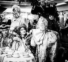 Venice Carnevale 5 by Lidia D'Opera