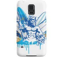 poseidon surfer 4  Samsung Galaxy Case/Skin
