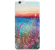 Sunset (a hundred thousand stars) iPhone Case/Skin