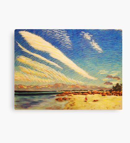 Geographe Bay, WA Canvas Print