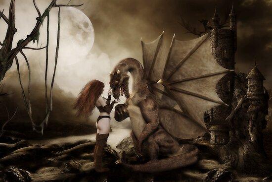 Dragon Whisperer by Shanina Conway