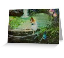 The Fairy Piper Greeting Card