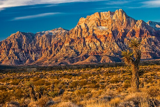 Sandstone Rainbow Mountain by Gregory J Summers