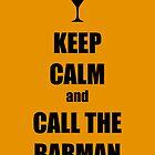 Keep Calm... by derekTheLair