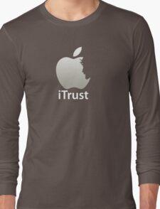 iTrust Christian T-Shirt  Long Sleeve T-Shirt