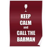 Keep Calm... Poster