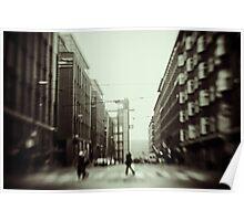 Helsinki - Kamppi Poster