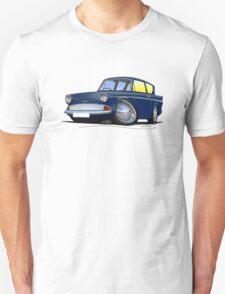 Ford Anglia 105e Dark Blue T-Shirt