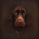 Charlie - the portrait by audah