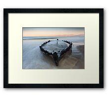 Sunbeam -Rossbeight Co. Kerry Framed Print
