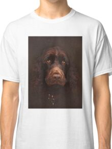 Charlie - the portrait Classic T-Shirt