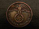 Reichspfennig - 1938 by Nigel Bangert