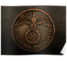 Reichspfennig - 1938 Poster