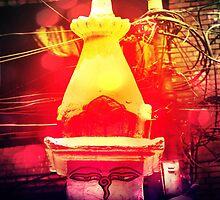 Electric Buddha by Dan Bronish