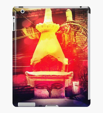 Electric Buddha iPad Case/Skin