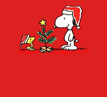 Snoopy and Woodstock Tree T-Shirt