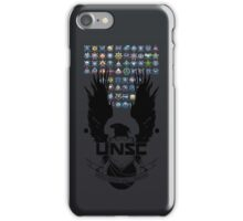 Halo 4 USNC - Unfrigginbelievable :-) iPhone Case/Skin
