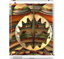 My Compass in Troubled Times iPad Case/Skin