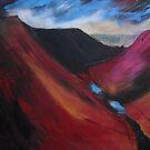 'Llwybr Cynwch' by Martin Williamson (©cobbybrook)