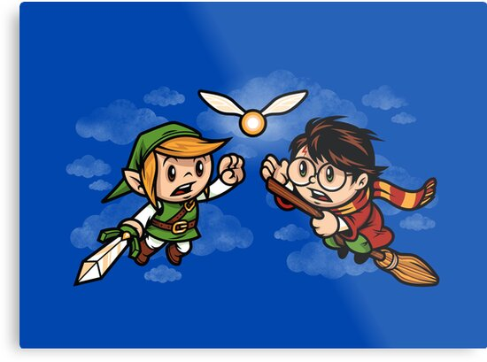 A Link to the Snitch by harebrained
