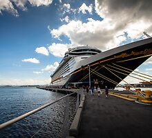 The Disney Fantasy: Port San Juan by Scott Smith