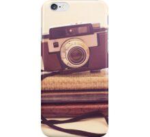 Kodak Vintage Camera Art Photography iPhone Case/Skin