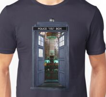 Inside The Tardis Unisex T-Shirt