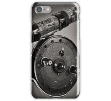Vintage Fishing Reel iPhone Case/Skin