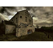 Urban Decay Photographic Print