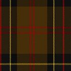 00512 Ballantrae Macnaughtons Tartan Fabric Print Iphone Case by Detnecs2013
