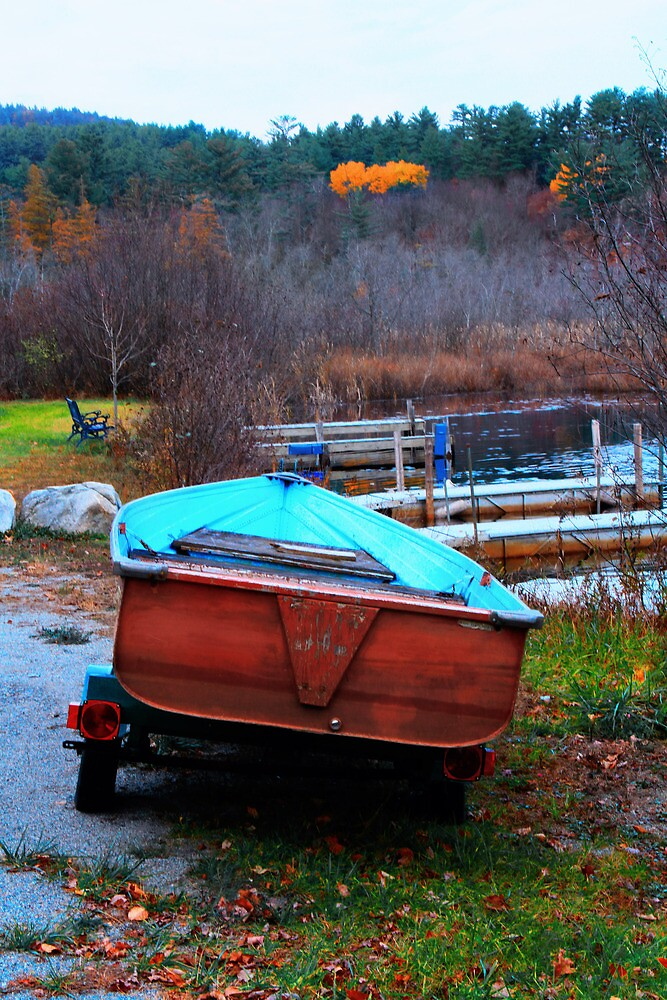 Red Boat Blue Waters by Nazareth