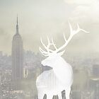 NYC stag by Vin  Zzep