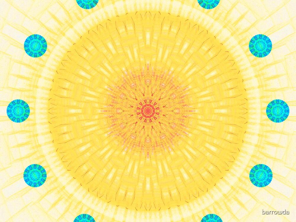 Tut#55JJ:  Solar Clock (G1145) by barrowda