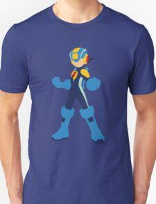 Megaman  Minimal Unisex T-Shirt