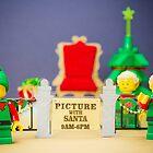 Santa's Coming by iElkie