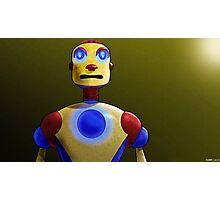 Roboto Photographic Print