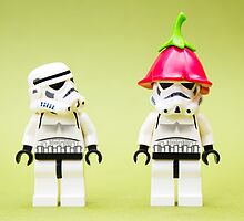A Stormtrooper's Hangover by iElkie