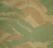 Ipad army tigerstripe cammo case by Sasko97
