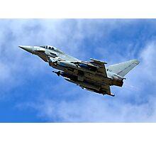 Eurofighter Typhoon IPA5 ZJ700 Photographic Print