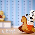 It's A Boy! by iElkie
