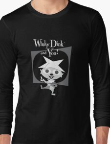 Winky Dink and You! Long Sleeve T-Shirt