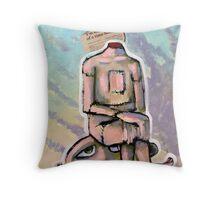 Time Bomb (brainstemming.com) Throw Pillow