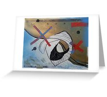 Flotsam and Jetsum X (second series) Greeting Card